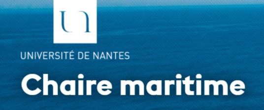 Chaire maritime Université de nantes